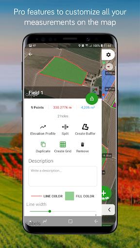 Measure Map screenshot 4