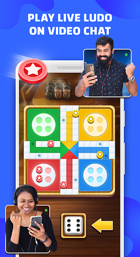Hello Ludo India - Live Video Chat Ludo filehippodl screenshot 1