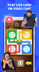 Hello Ludo – Live Video Chat with Friends on Ludo 1
