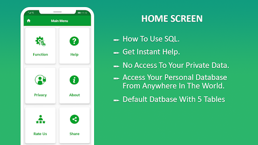 SQL Practice Client 1.6 screenshots 2