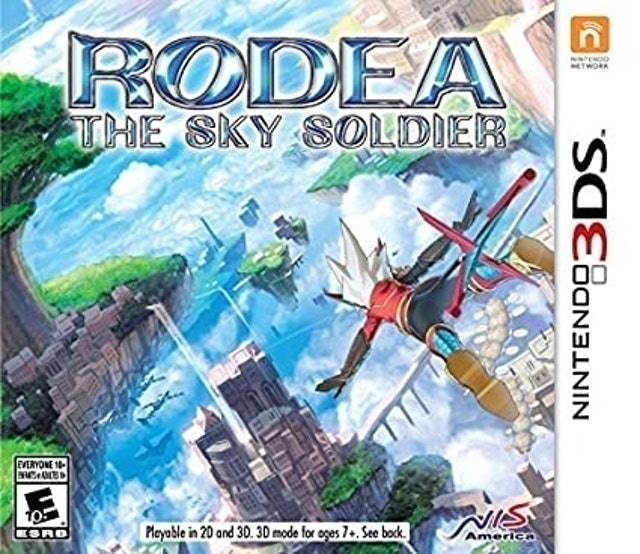 9. Rodea The Sky Soldier