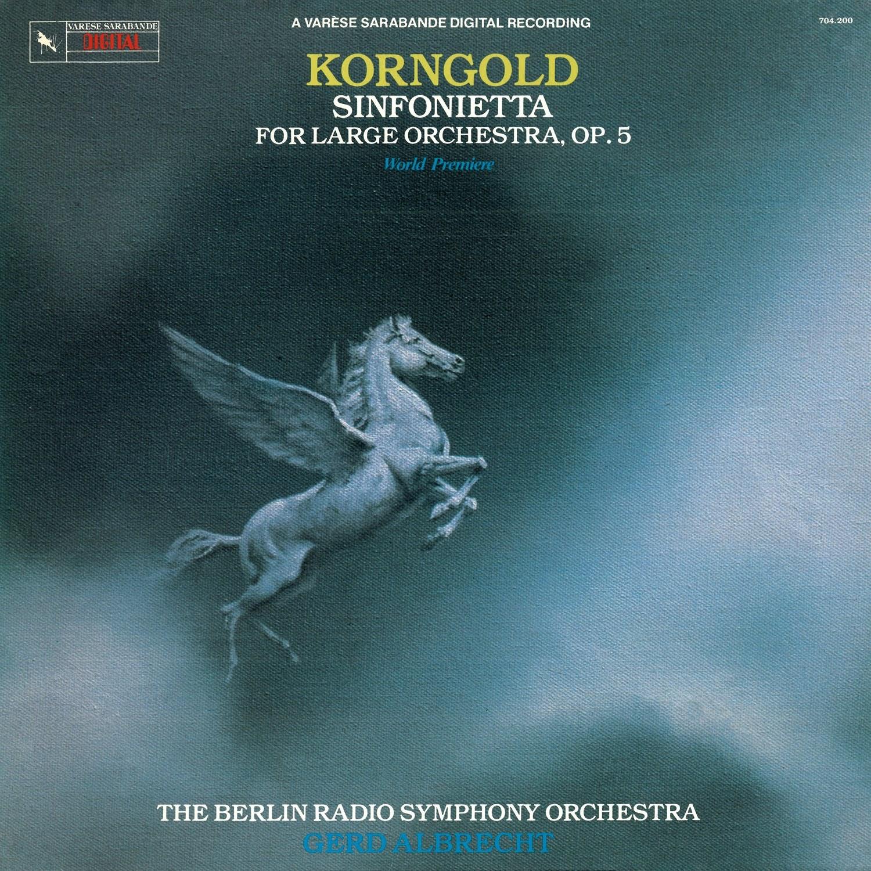 Erich Wolfgang Korngold, Gerd Albrecht