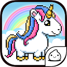 Pixel Perfect Numbers - Coloring Book icon