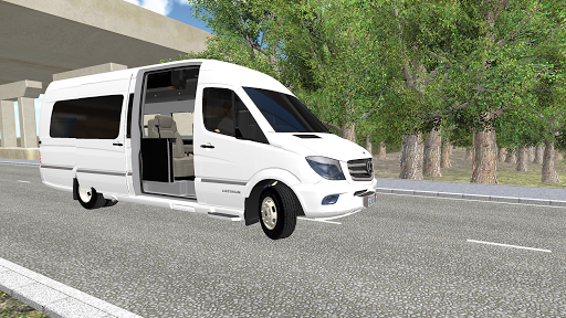Sprinter Bus Transport Game modavailable screenshots 6