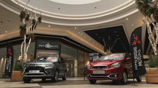 Mitsubishi Motors X Atrium