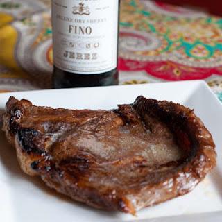 Steak and Ale Kensington Club Meat Marinade