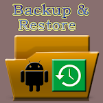 Backup and Restore Master Icon