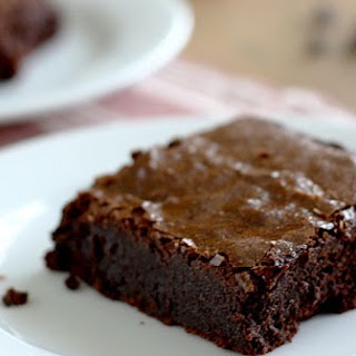 Gluten-Free Pecan Fudge Brownies