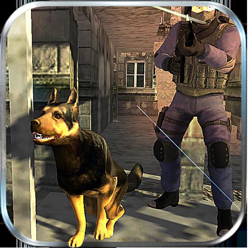 狗追逐模擬器 模擬 App LOGO-硬是要APP