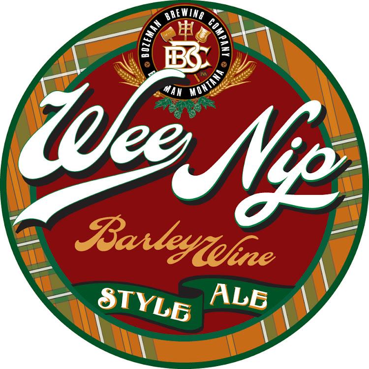 Logo of Bozeman Brewing Co. Wee Nip Barley Wine