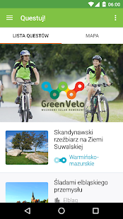 Green Velo Questy - náhled