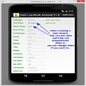 Ham Log Book for Android v1.5