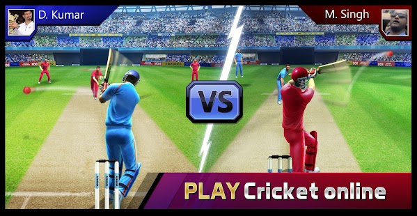 Smash Cricket Screenshot