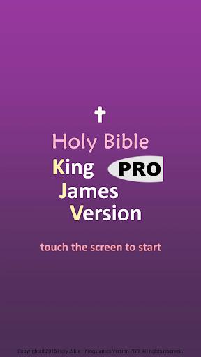 Bible - King James Version PRO