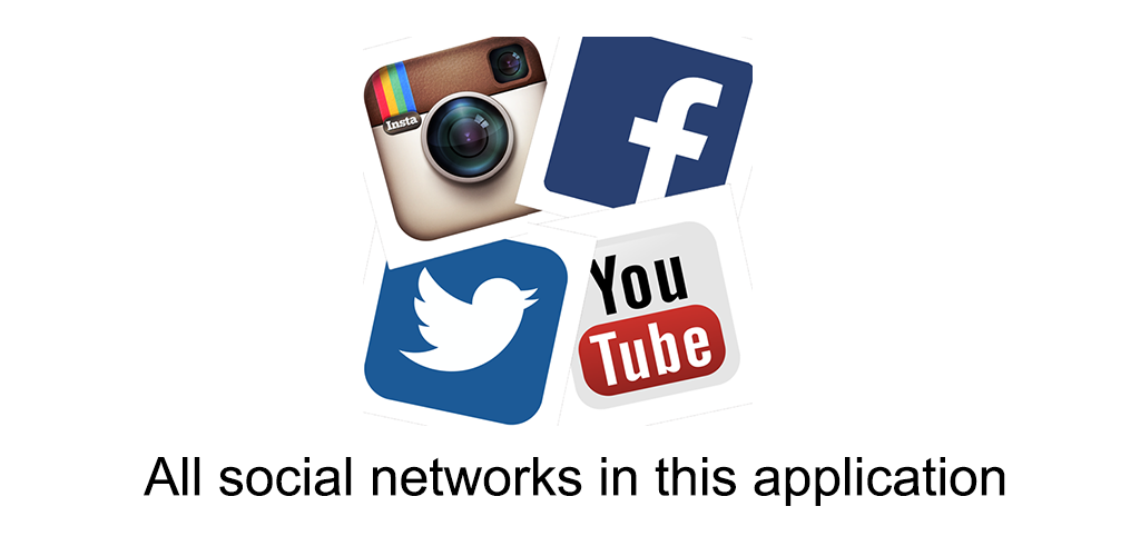 all social network apk