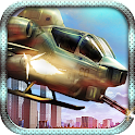 Air Strike Gunship Helicopter icon