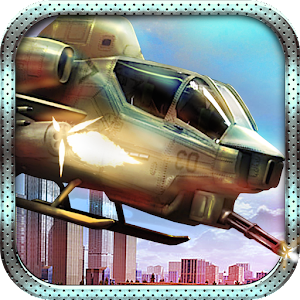 Air Strike Gunship Helicopter for PC and MAC