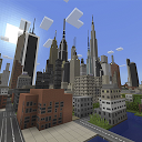 Top city maps for MCPE icon