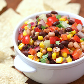 Black-Eyed Pea Dip.