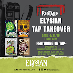 Elysian Tap Takeover