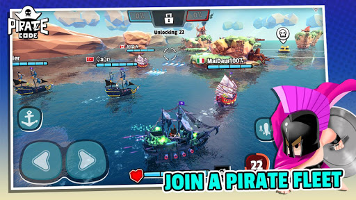 Pirate Code - PVP Battles at Sea 0.7.9 Screenshots 5