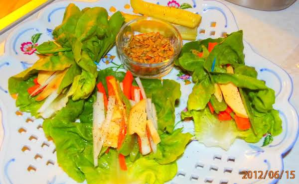 First Of June Salad Recipe