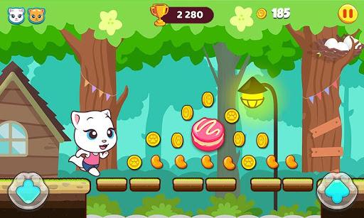 Talking Tom Candy Run 1.2.0.33 Screenshots 2