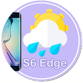 Weather for S6 Edge
