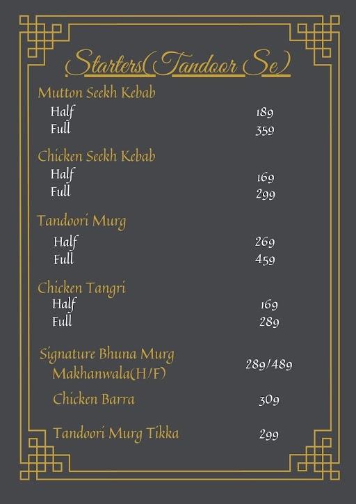 Nosh By Bowls & Boxes menu 9