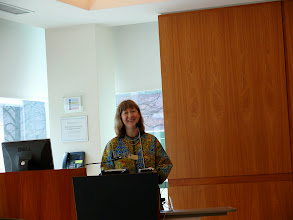 Photo: Dr. Michèle V. Cloonan, GSLIS Dean