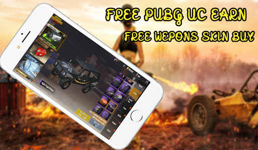 Free P-U-B-G UC Earn 1.0 screenshots 2