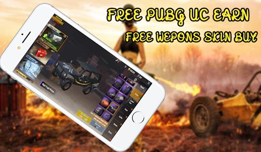Mod Hacked Apk Download Free P U B G Uc Earn 1 0