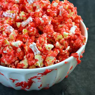 Bloody Popcorn with Bones