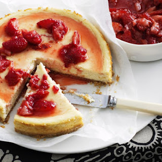 Low Fat New York Cheesecake