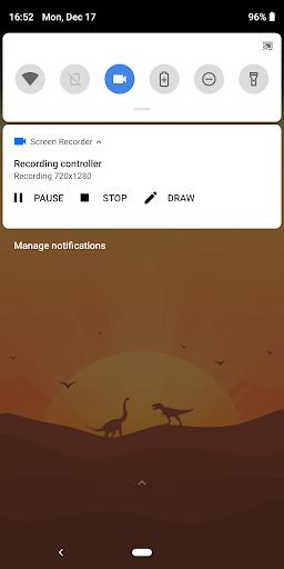 Screen Recorder - NO ROOT screenshot 3