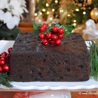 Dark Fruitcake Molasses Recipes