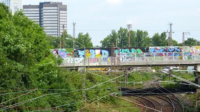 Photo: Steinstraße; Blickrichtng nach Norden