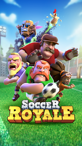 Soccer Royale 2018, the ultimate football clash! 1.0.2 mod screenshots 5