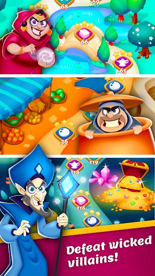 Magic Nightfall- screenshot thumbnail