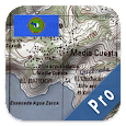 Central America Topo Maps Pro icon