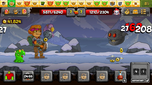Let's Journey (idle clicker rpg) screenshots apkspray 5