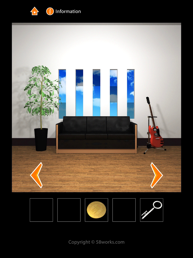 MJ ROOM - escape game -- screenshot