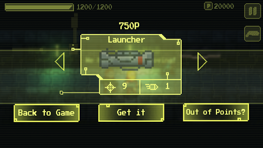 Ailment: space shooting pixelart game 3.0.1 screenshots 7