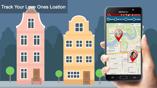 Cell Phone Tracker & Location- screenshot thumbnail