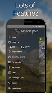 Mission Trails - náhled