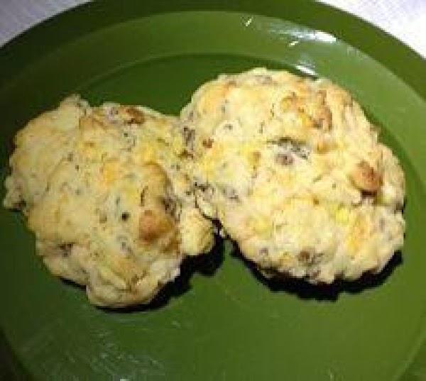 Breakfast Biscuits Recipe