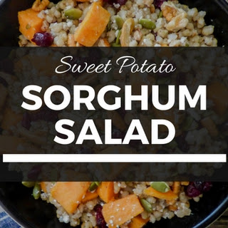 Sweet Potato Sorghum Salad