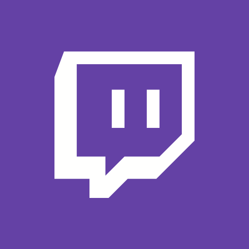 Twitch: Stream Games, Live Chat & Watch IRL TV Icon