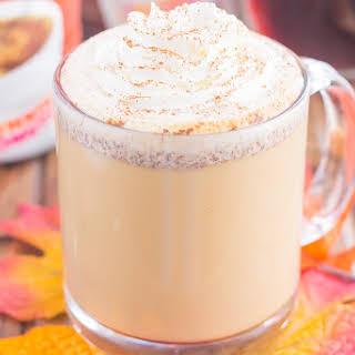 Cinnamon Maple Latte.