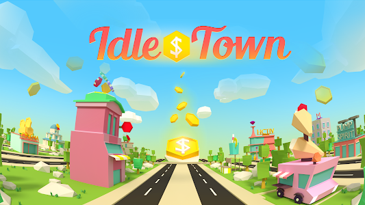 Idle Town v2.2.1 (Mod Gems/Perk Points)